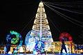 クリスマスイルミネーションとグラフィック.JPG