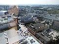 ベネッセビルから撮影した多摩センター駅前の様子130817.jpg