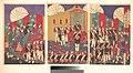 憲法発布式之図-Illustration of the Ceremony Issuing the Constitution (Kenpō happu shiki no zu) MET DP147647.jpg