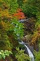 板井沢の滝 Waterfall of Itai-sawa gorge - panoramio.jpg