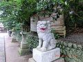 白羽神社の狛犬さん - panoramio.jpg
