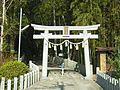 羽曳野市駒ヶ谷 杜本神社 Morimoto-jinja, Komagatani 2012.2.12 - panoramio.jpg
