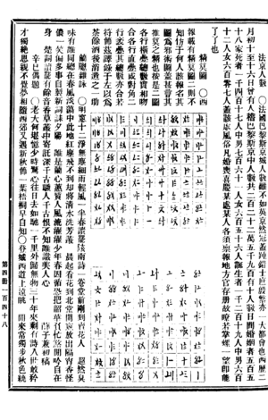 Suzhou numerals - Two magic squares in Suzhou numerals in a 19th century Chinese Catholic journal.