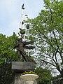 西南石油学院校内雕塑 - panoramio.jpg