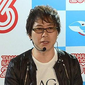 Ryōtarō Okiayu - Okiayu in 2016