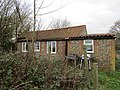 -2018-12-13 Rear of Pilgrim shelter, Trimingham.JPG