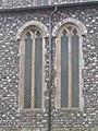 -2020-12-09 Twin windows, North facing elevation, Saint Nicholas, Salthouse (4).JPG