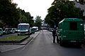 -Ohlauer Räumung - Protest 27.06.14 -- Wiener - Lausitzer Straße (14342647578).jpg