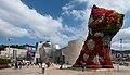 -Puppy-, by Jeff Koons, Guggenheim Museum, Bilbao, Spain (PPL1-Corrected) julesvernex2.jpg