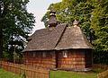 0.2014 Die Kirche Geburt Gottesmuter, 1743 erbaut, Lodzina.NEF.jpg