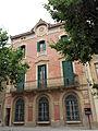 004 Cal Negra (Canet de Mar), façana de la riera de Sant Domènec.JPG