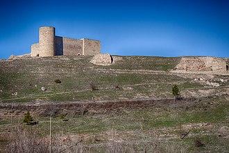 Castle of Medinaceli - Image: 007080 Medinaceli (8355309526)