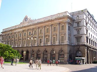 Veneranda Fabbrica del Duomo di Milano - The headquarters of the Veneranda Fabbrica, in Piazza del Duomo