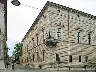 <i>Piano nobile</i> architectural element