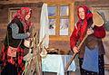 02014.1 Gewohnheiten zum Luciafest in der Umgebung Sanoks.JPG
