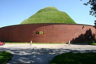 Kościuszko Mound - Image: 03978Kraków