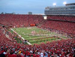 1e86385a8 Nebraska vs. USC at Memorial Stadium on September 15