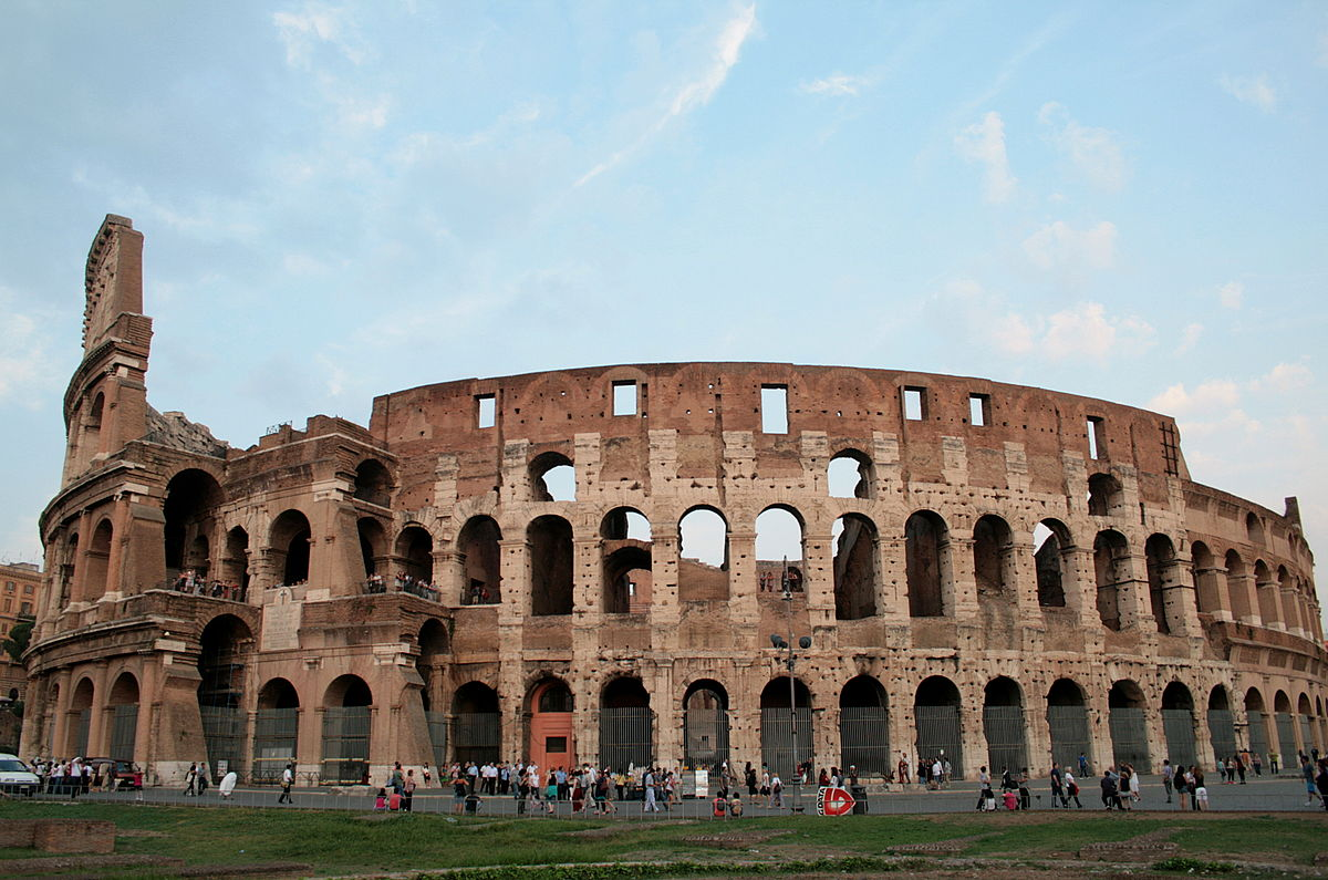 0 Colosseum - Rome 111001 (1).JPG