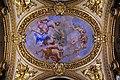 0 Plafond du cabinet de la paix - G. F. Romanelli - Louvre.JPG