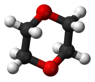 1,4-Dioxane chemical compound