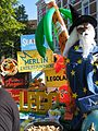 1. Mai 2013 in Hannover. Gute Arbeit. Sichere Rente. Soziales Europa. Umzug vom Freizeitheim Linden zum Klagesmarkt. Menschen und Aktivitäten (003).jpg