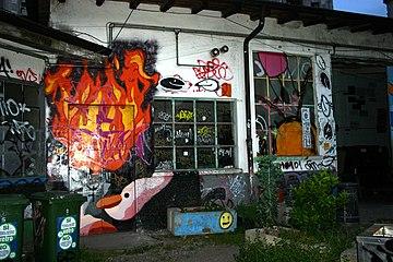 1028 - Milano - Centro Sociale Leoncavallo - Foto Giovanni Dall'Orto 11-5-2007.jpg