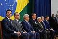 11 07 2019 Solenidade de Posse do Diretor-Geral da ABIN, Alexandre Ramagem (48260166511).jpg