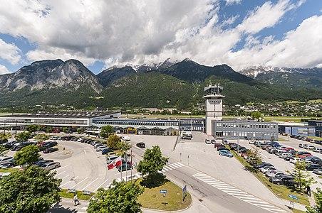 Innsbruck Airport, Austria
