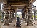 12th century Mahadeva temple, Itagi, Karnataka India - 107.jpg
