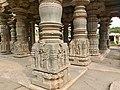 12th century Mahadeva temple, Itagi, Karnataka India - 15.jpg