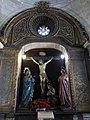 134 Iglesia de los Padres Franciscanos (Avilés), capella del Crist, retaule.jpg