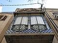 138 Casa Torres i Casals, rambla de Nostra Senyora 13 (Vilafranca del Penedès), tribuna.jpg