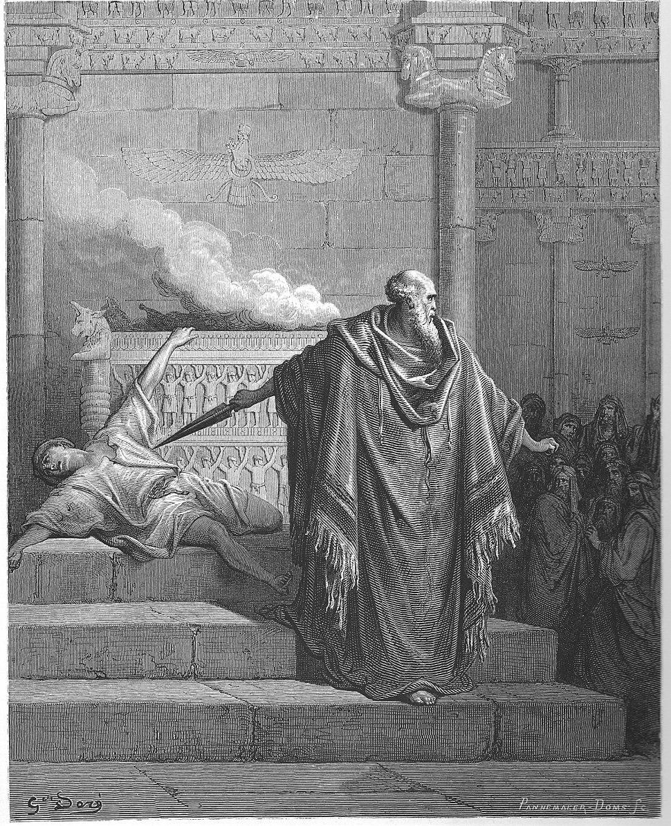 141.Mattathias and the Apostate