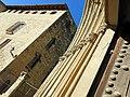 143 Monestir de Sant Cugat del Vallès, palau abacial i arquivoltes.JPG