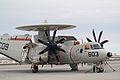165821 NK-603 an E-2C-II (E-2 HE2K) of VAW-113 (3145120188).jpg