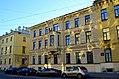 1700. St. Petersburg. 7th line of Vasilievsky Island, 4.jpg