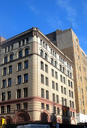 Abraham & Straus - Livingston Street annex
