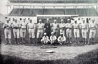 """1884 World Series baseball championship series, North American major leagues, 1st annual, not recognized by Major League Baseball as a """"World Series"""""""