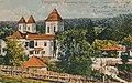 1917 Viforâta monastery (postcard).jpg