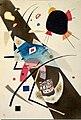 1923 Wassily Kandinsky Aquarell Zwei schwarze Flecke Paul Heinz Bendix.jpg