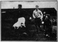 1927 KBUs Pokalturnering final match action.png