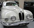 1950 Bristol 401 saloon (31694050012).jpg
