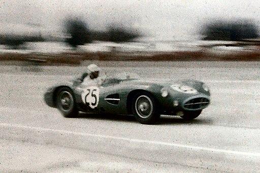 1958-03-28 Sebring Aston DBR1-1 Shelby