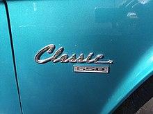 1966 Rambler Classic 550 two-door sedan at 2015 AACA Eastern Regional Fall Meet 07of12.jpg