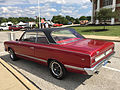 1967 AMC Rambler American Rogue hardtop with 343 V8 at AMO 2015 meet 2of6.jpg