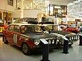 1968 Austin 1800 London-Sydney Marathon Car & 1970 Austin Maxi London-Mexico City Rally Car Heritage Motor Centre, Gaydon.jpg
