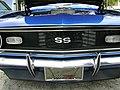 1968 Chevrolet Camaro SS in Gainesville, Georgia - panoramio (2926).jpg