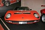 1970 Miura P400 S sn4425 frontale Bertone coll.jpg