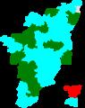 1984 tamil nadu lok sabha election map by parties.png