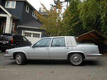 [SCHEMATICS_48DE]  Cadillac de Ville series - Wikipedia | 1986 Cadillac Fuse Box |  | Wikipedia
